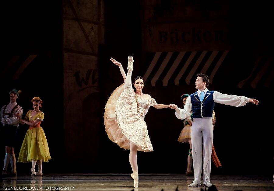 У коштовностях за мільйони: балерина Шишпор влаштувала неймовірне шоу