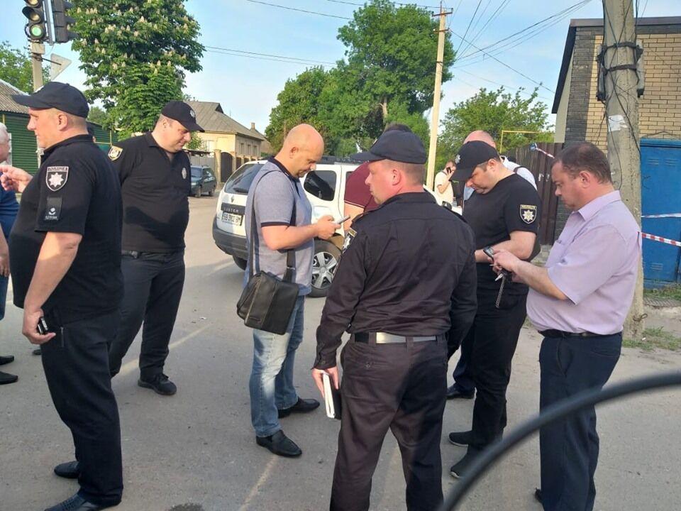 Взрыв в банке на Луганщине