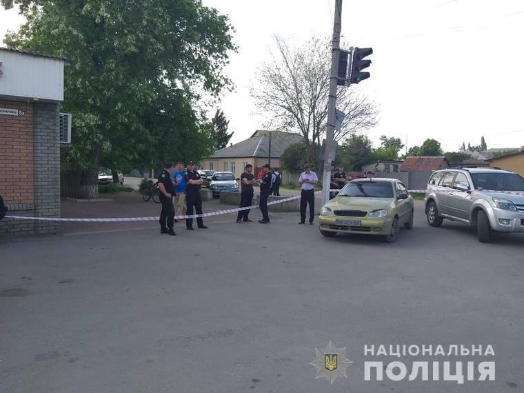 Вибух у банку на Луганщині