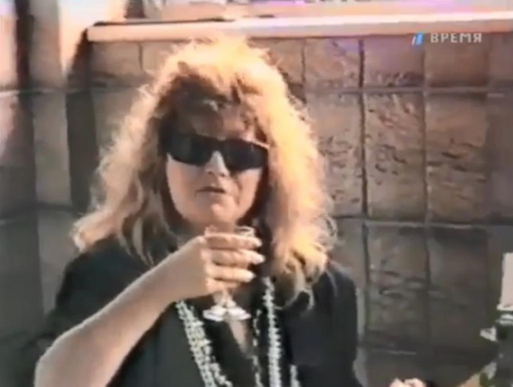 Пьяная Пугачева