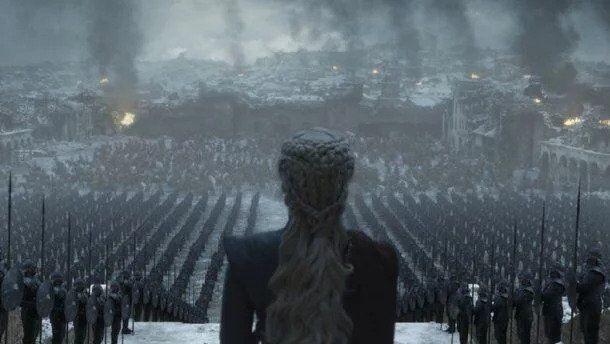 """6 серія """"Ігри престолів"""""""