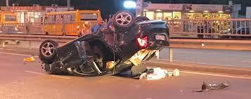 Смертельна авария в столице из-за пешехода