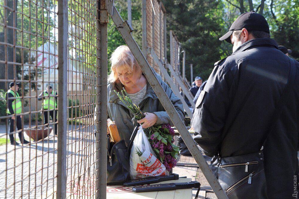 Річниця трагедії 2 травня в Одесі