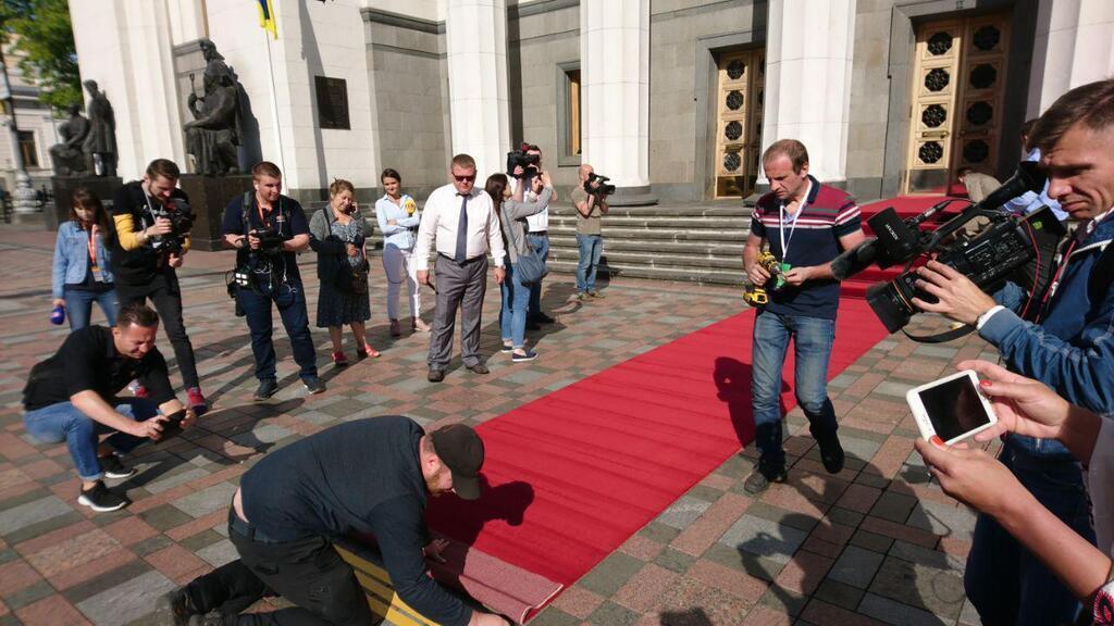 В Украине поменялся президент: все подробности инаугурации