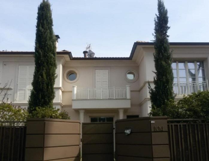 Будинок Зеленського в Італії