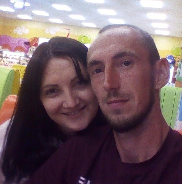 Сергей и Елена Дрогины