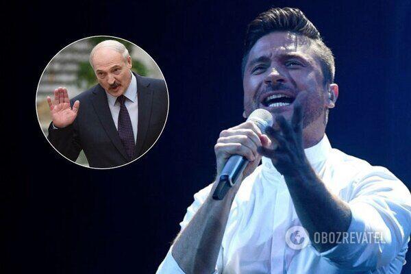 Лазарєв не отримав оцінок від Білорусі на Євробаченні