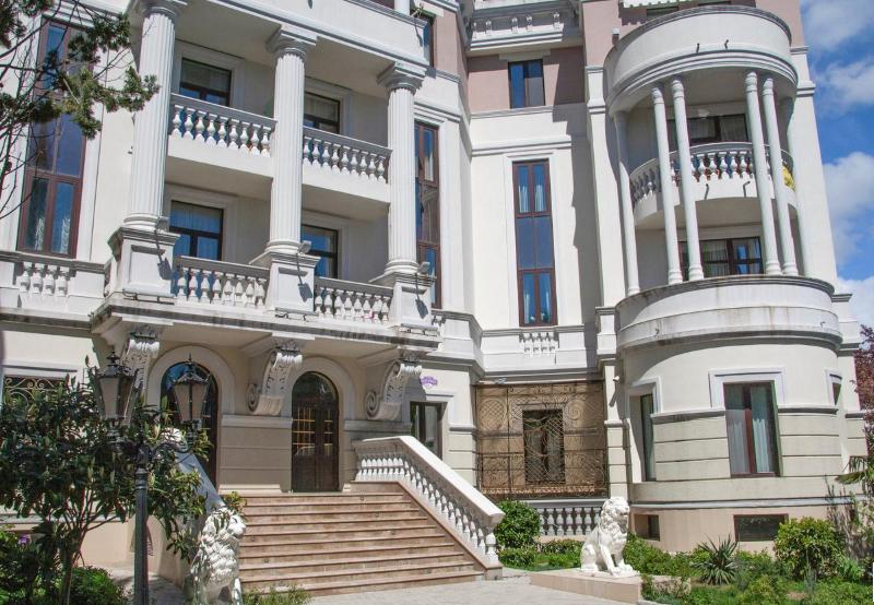 Будинок Зеленських у Криму