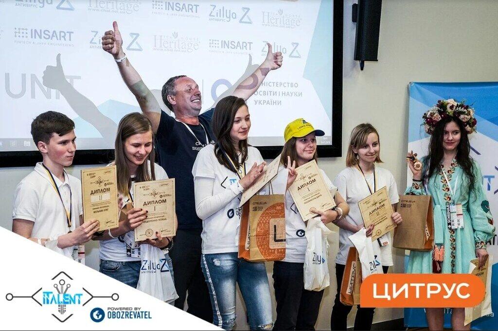 Фіналісти дитячого конкурсу iTalent здивували б навіть Ілона Маска