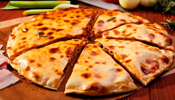 Хачапурі з м'ясом за 35 хвилин: простий смачний рецепт