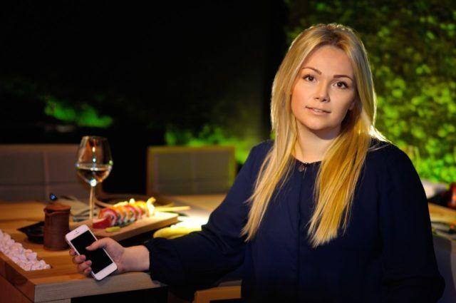 34-летняя Наталья Саенко