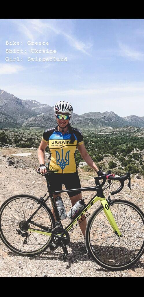 Известная биатлонистка надела форму сборной Украины