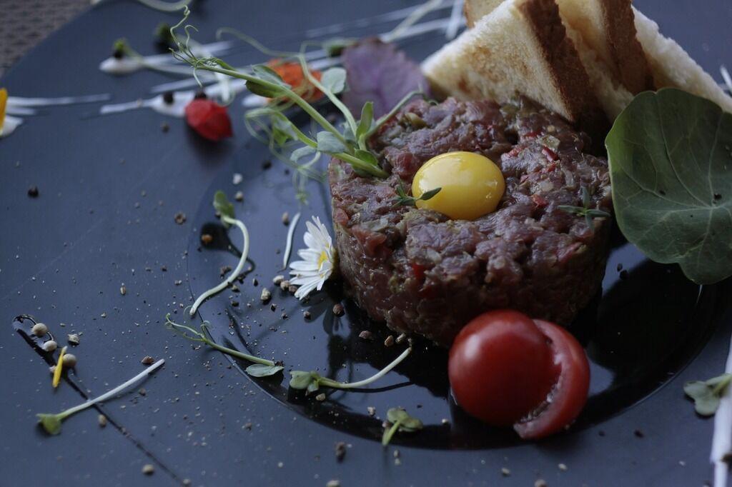 Тартар из телятины за 15 минут: вкусный рецепт