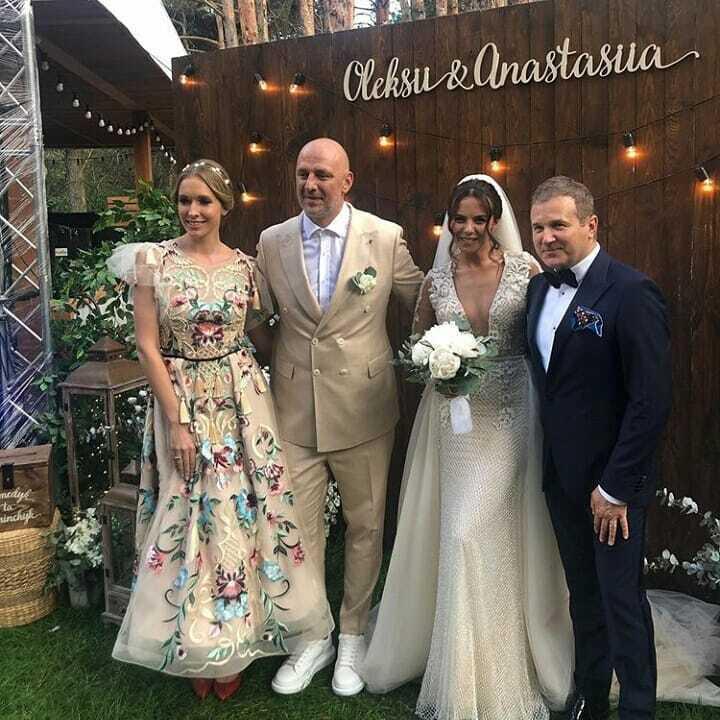 Свадьба Потапа и Насти: кто из звезд пришел