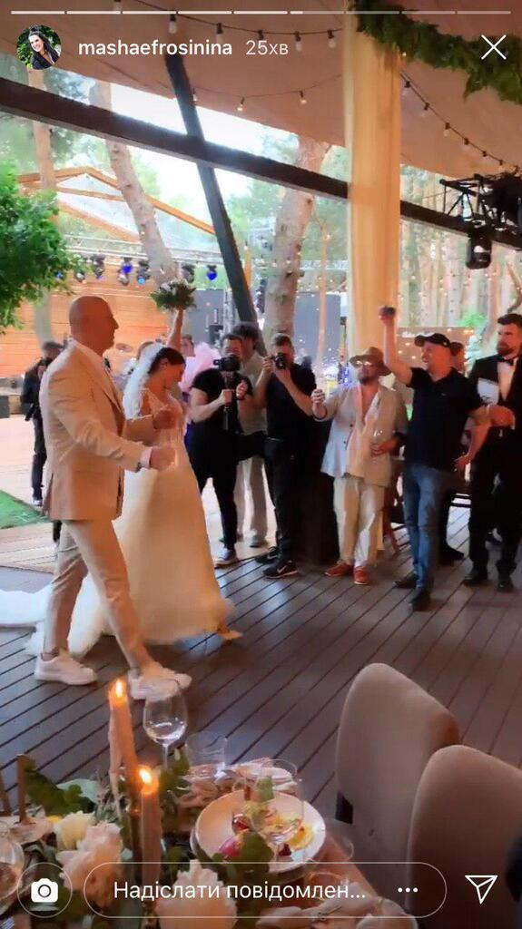 Свадьба Потапа и Каменских: сенсационное видео