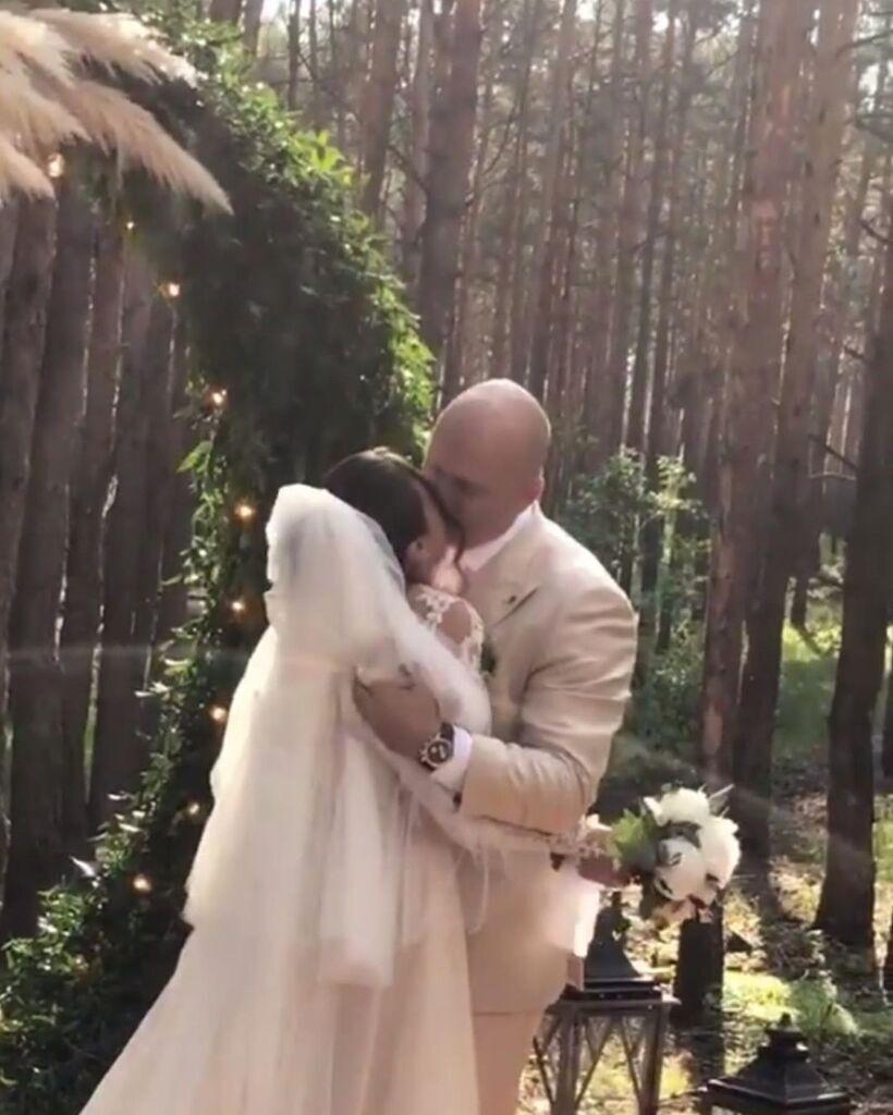 Весілля Потапа і Каменських: сенсаційне відео