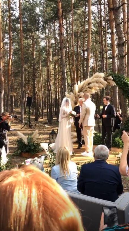 Свадьба Алексея Потапенко и Насти Каменских