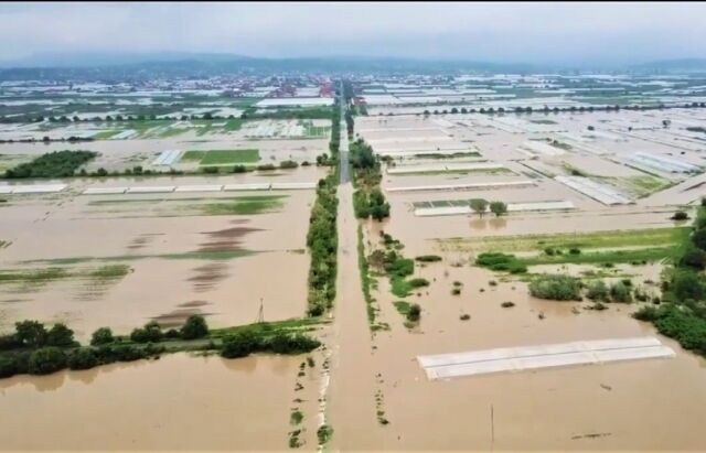 Потоп в Мукачево