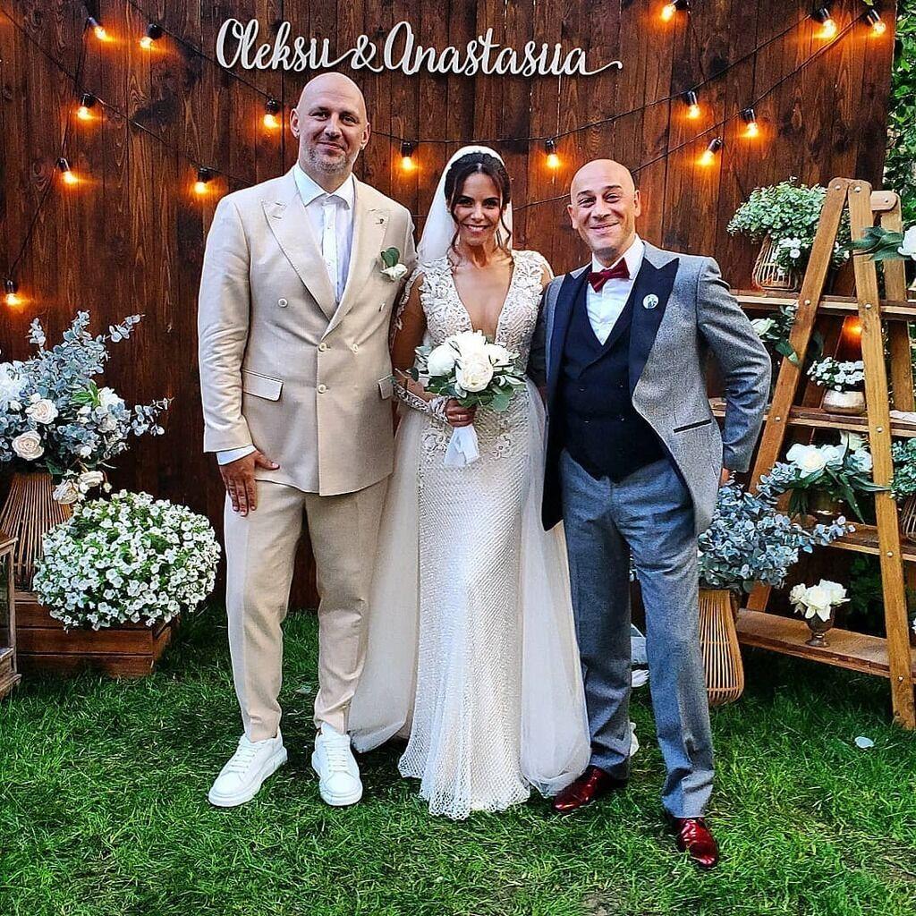 У Росії образилися через весілля Потапа і Насті