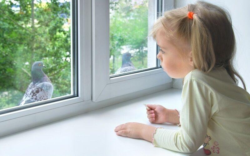 В малом возрасте дети очень неусидчивы