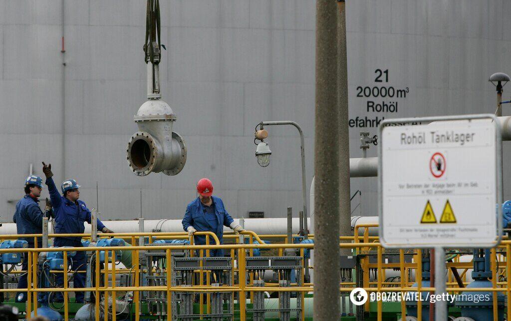"""""""Грязная"""" нефть: РФ ждут колоссальные убытки"""