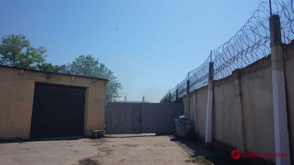 Бунт в одеській колонії