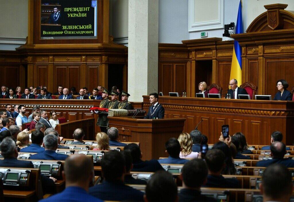 Украину предупредили о коллапсе из-за роспуска Рады