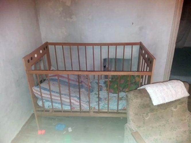 На Житомирщине родители сожгли в печи 5-летнюю дочь