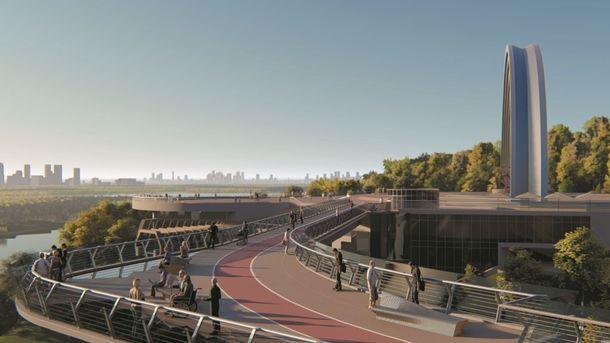 Построят ТРЦ и отель? Всплыли скандальные детали о новом мосте в Киеве photo