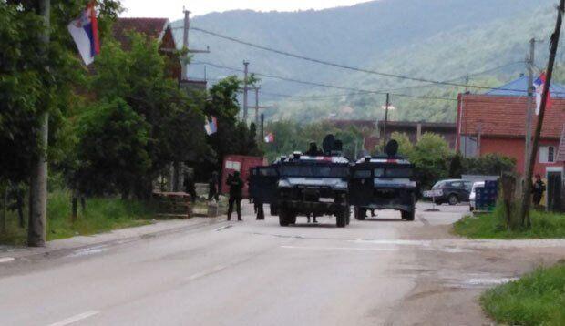 У Косово почалися масові заворушення