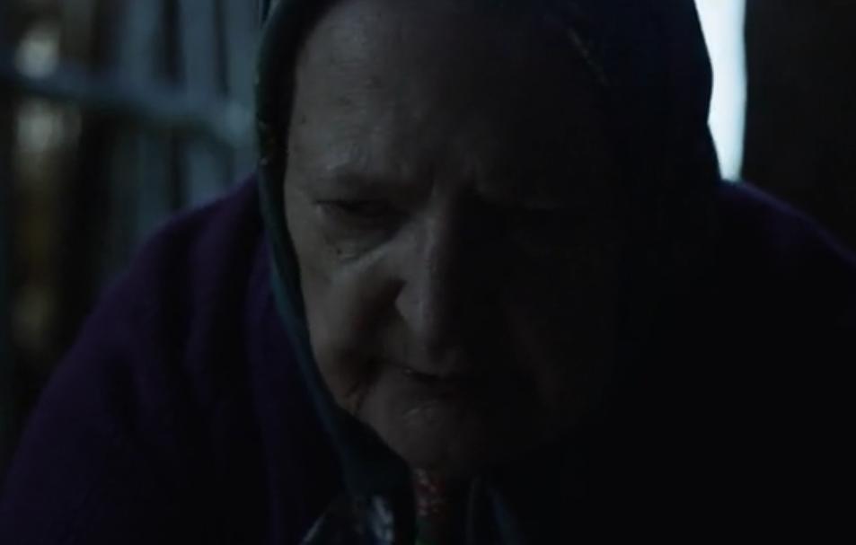"""Бабуся в серіалі """"Чорнобиль"""""""
