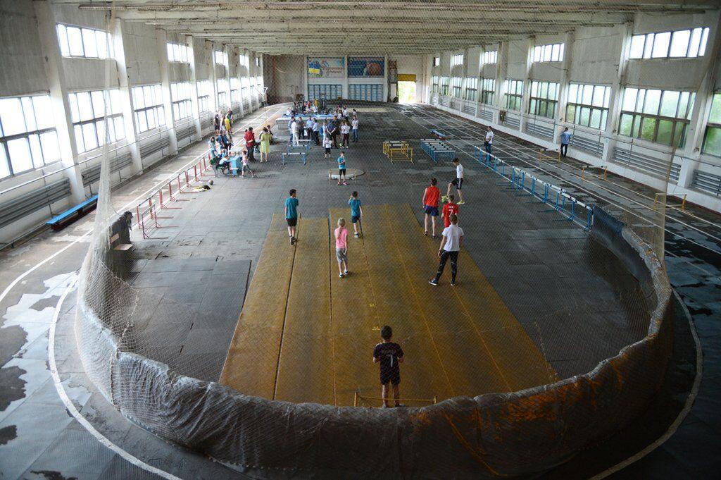 Детско-юношеская спортшкола
