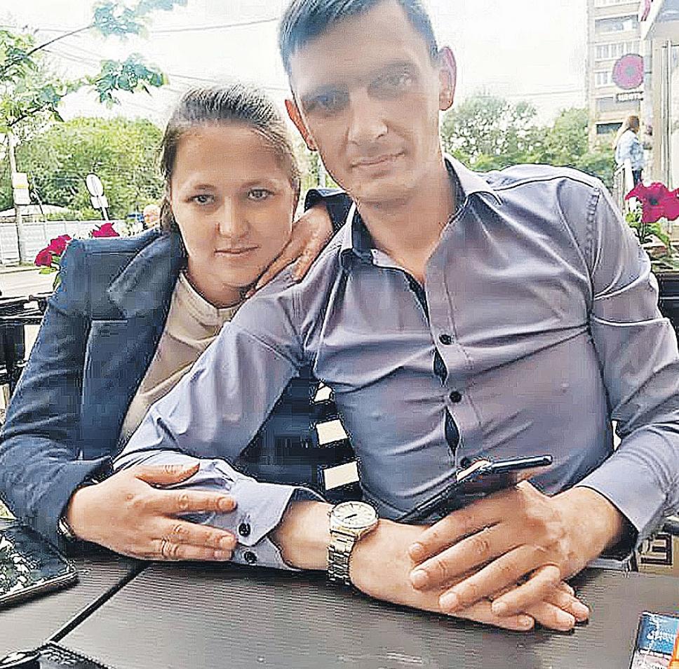 Племянник Пугачевой со своей невестой