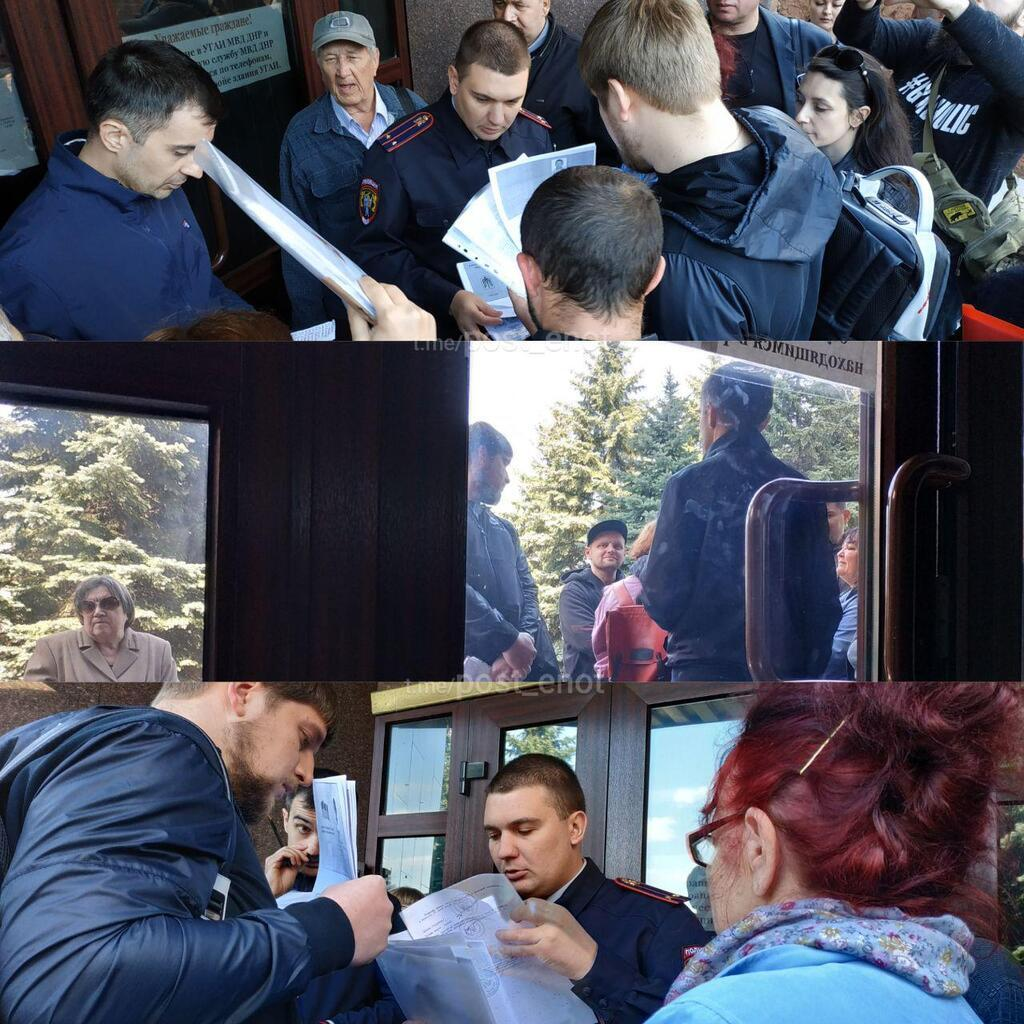 """В """"ДНР"""" почали оформлювати паспорти РФ: у МЗС зробили заяву"""