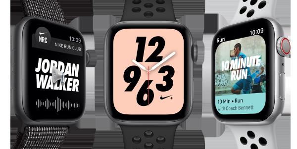 Стартує офіційний продаж Apple Watch Nike+ Series 4 в Україні