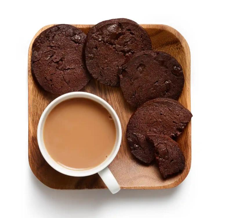 Ідеальне шоколадне печиво за 15 хвилин: простий рецепт з фото