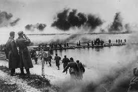 Форсирование Днепра, 1943 г. Всего в ходе