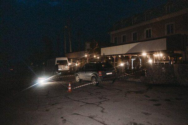 Под Киевом застрелили полицейского: новые детали