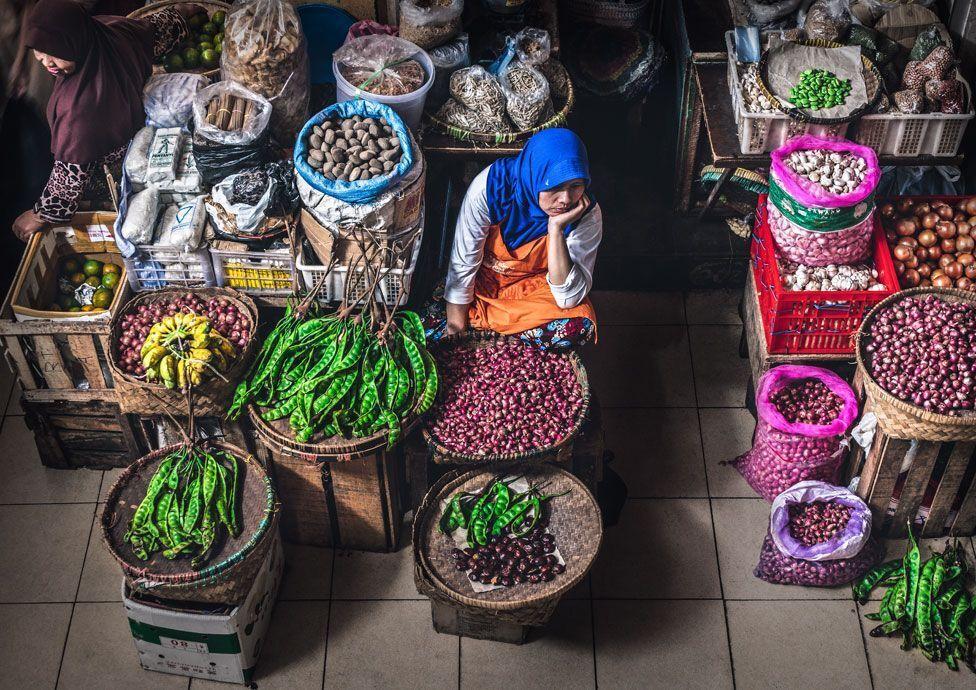 "Їжа на продаж: ""Рамадан"", Еліз Хамфрі, Велика Британія"