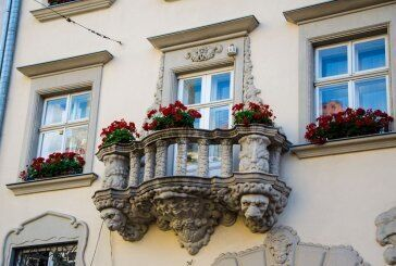 Балкон закоханих — затишне місце побути удвох