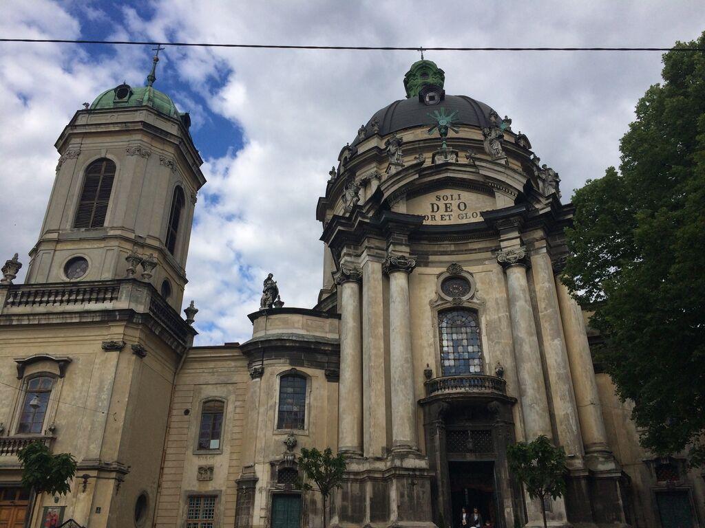 Домініканський Собор — велична пам'ятка культури України