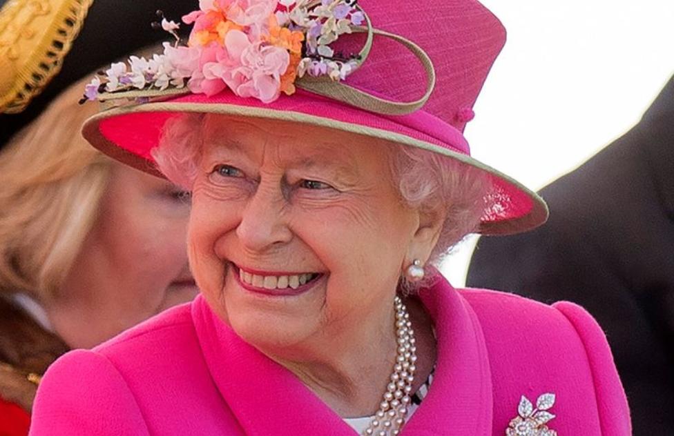 Королева Єлизавета на недільній службі