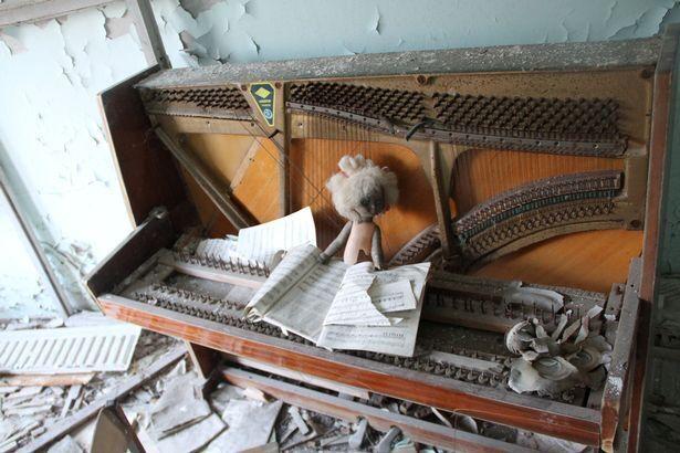 Британец сделал невероятные фото в Чернобыльской зоне