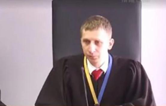 Судья ВСУ Максим Титов