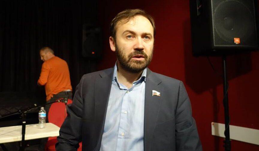 """Путін затіяв """"силову"""" гру на Донбасі — Пономарьов"""