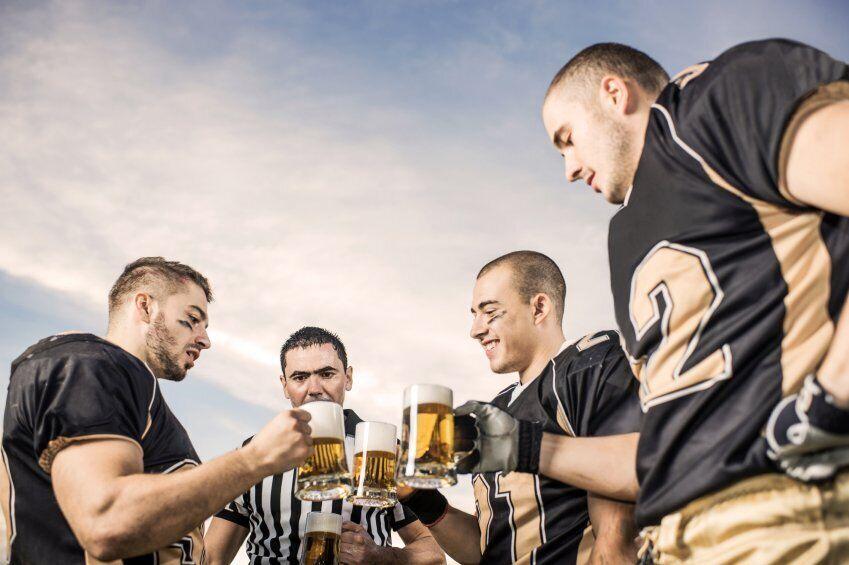 Тренер пояснив шкоду алкоголю при тренуваннях