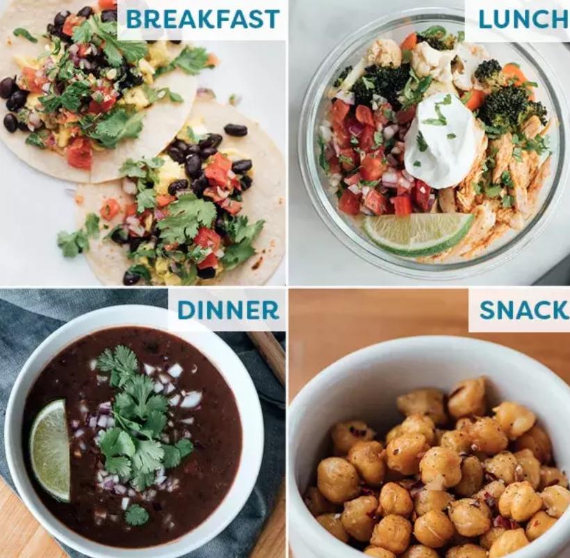 План здорового, смачного і дешевого харчування на тиждень, який вас здивує