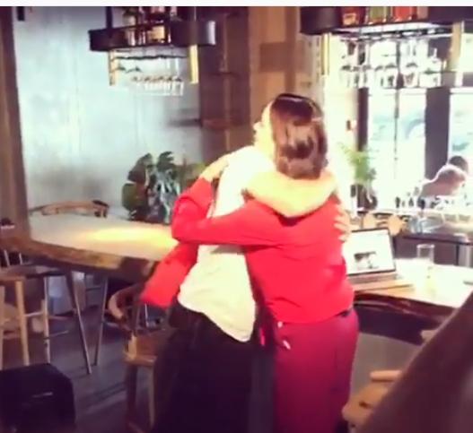 Вакарчук обнявся після роздягання з Соколовою
