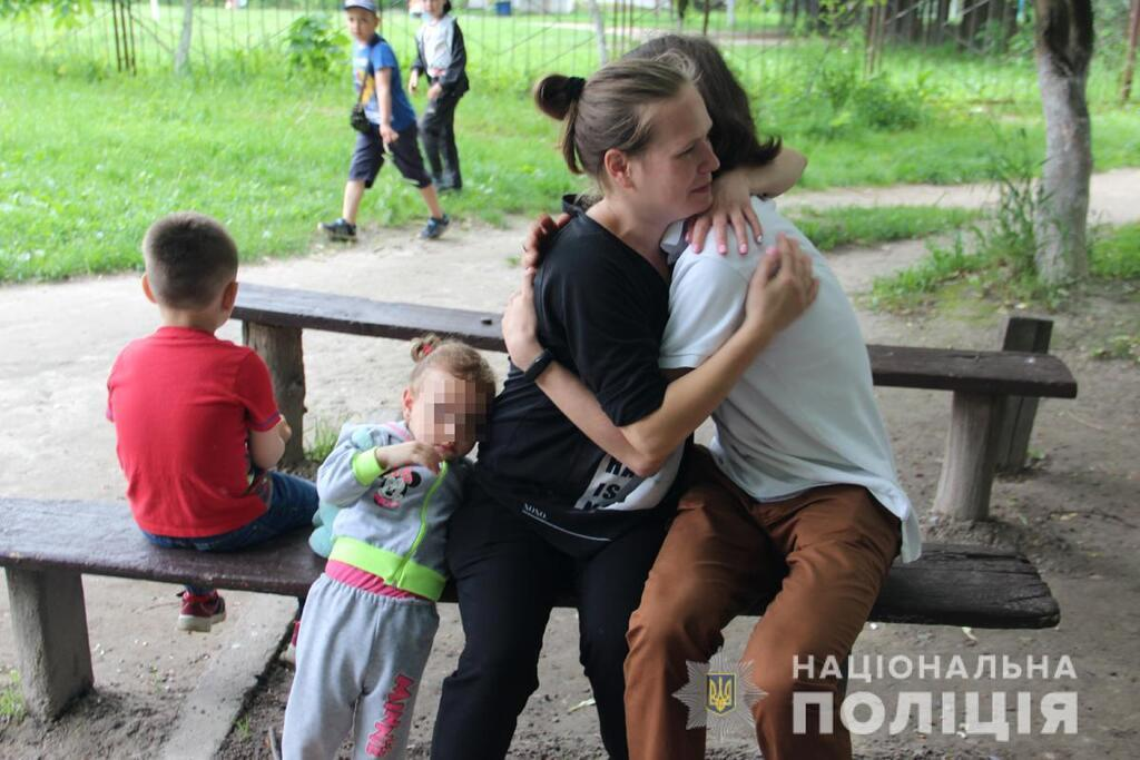 Евгений Венгерский и мама детей