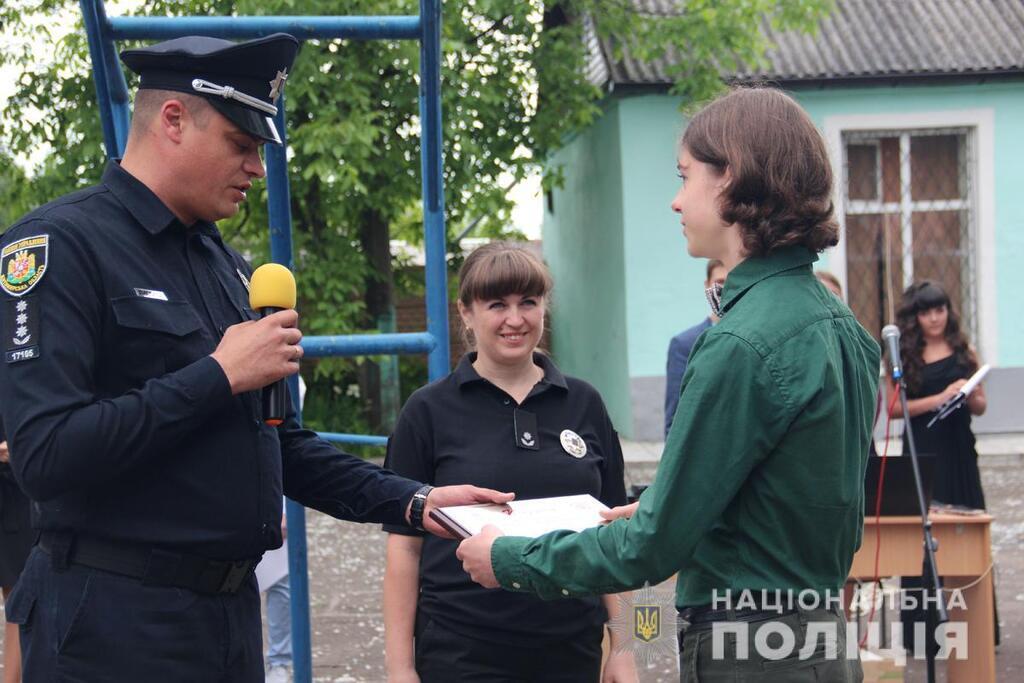 Евгений Венгерский получил  награду от полиции